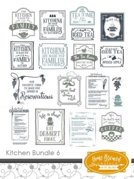 KITCHEN BUNDLE 6